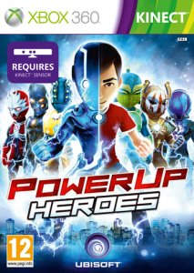 PowerUp Heroes (2011) [ENG][KINECT] XBOX360