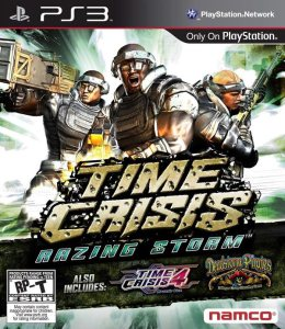 Time Crisis: Razing Storm (2010) [ENG] PS3