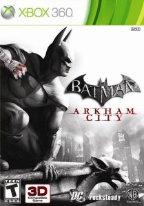 Batman: Arkham City (2011) [RUS] XBOX360