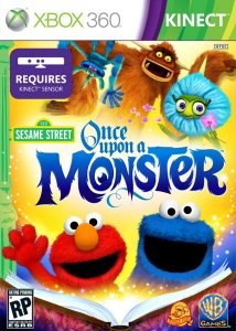 Sesame Street: Once Upon a Monster (2011) [ENG] XBOX360