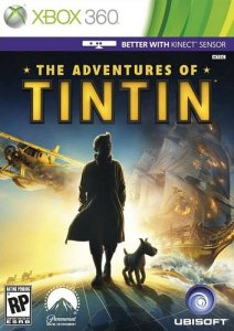 The Adventures of Tintin: The Game [ENG] XBOX360