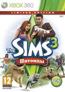 The Sims 3: Pets (2011) [ENG] XBOX360