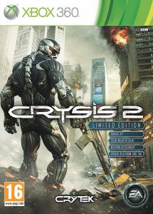 Crysis 2: Limited Edition [RUSSOUND] XBOX360