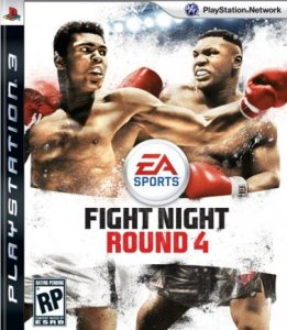 Fight Night Round 4 (2009) [ENG] PS3