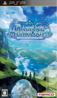 Tales of the World: Radiant Mythology 3 (2011) [ENG] PSP