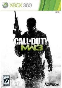 Call of Duty Modern Warfare 3 [PAL][RUSSOUND] XBOX360