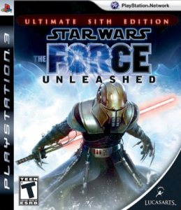 Star Wars: The Force Unleashed - Ultimate Sith Edition (2009) [ENG] PS3