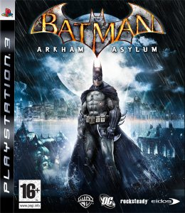 Batman: Arkham Asylum (2009) [ENG] PS3
