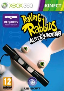 Raving Rabbids: Alive & Kicking (2011) [ENG] XBOX360