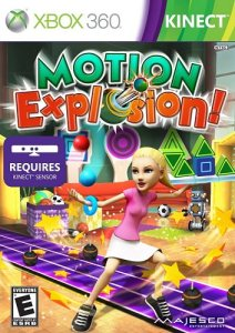 Motion Explosion (2011) [ENG] XBOX360