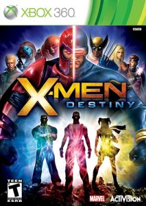 X-Men: Destiny (2011) [RUS] XBOX360