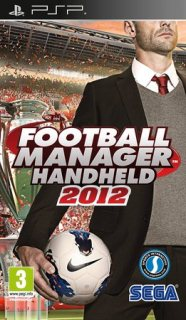 Football Manager 2012 Handheld [ENG] PSP