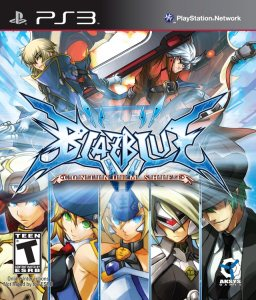 BlazBlue:Continuum Shift (2010) [ENG] PS3