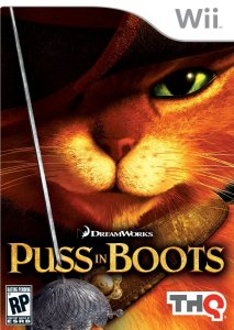 Puss In Boots (2011) [ENG][PAL] WII
