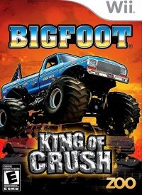 Bigfoot King Of Crush (2011) [ENG] WII