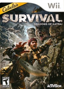 Cabelas Survival Shadows Of Katmai (2011) [ENG][PAL] WII