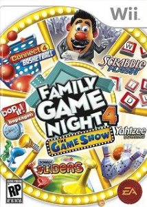 Hasbro Family Game Night 4 (2011) [ENG] WII