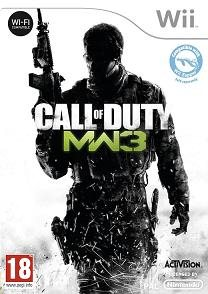 Call of Duty Modern Warfare 3 (2011) [ENG] WII