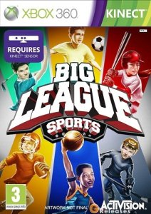 Big League Sports (2011) [ENG] XBOX360