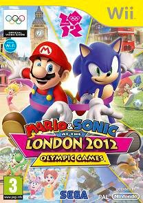 Mario And Sonic At The London 2012 Olympic Games (2011) [ENG][PAL] WII