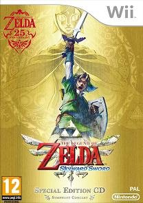 The Legend Of Zelda Skyward Sword (2011) [NTSC] [ENG] WII