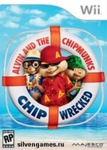 Alvin And The Chipmunks Chipwrecked (2011) [ENG][NTSC] WII