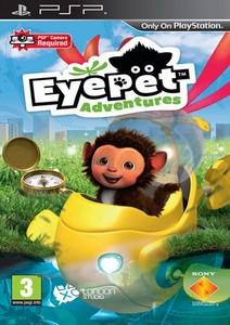 EyePet: adventures  [RUS] (2011) PSP
