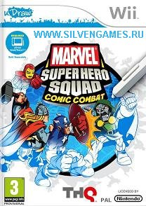 Marvel Super Hero Squad Comic Combat (2011) [ENG][NTSC] WII