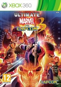 Ultimate Marvel Vs Capcom 3 (2011) [ENG] XBOX360