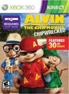 Alvin And The Chipmunks Chipwrecked (2011) [ENG][NTSC] XBOX360