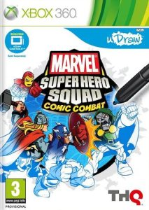 Marvel Super Hero Squad Comic Combat (2011) [ENG] XBOX360