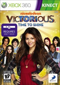 Victorious Time To Shine (2011) [ENG] XBOX360