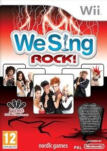 We Sing Rock (2011) [ENG][PAL] WII