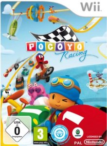 Pocoyo Racing (2011) [ENG][PAL] WII