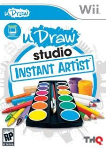 UDraw Studio Instant Artist (2011) [ENG][PAL] WII