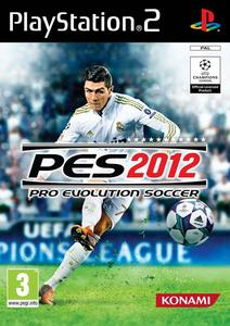 Pro Evolution Soccer 2012 [Multi5] [RUS] PS2