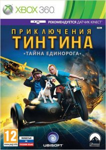 The Adventures Of Tintin: The Game (2011) [RUSSOUND] XBOX360
