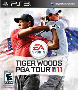 Tiger Woods PGA Tour 11 (2010) [ENG] PS3