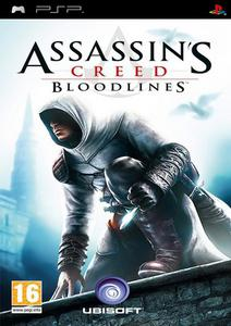 Assassins Creed: Bloodlines /RUS/ [ISO] PSP