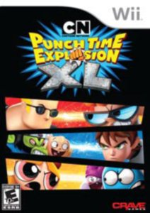 Cartoon Network Punch Time Explosion XL (2011) [ENG][NTSC] WII