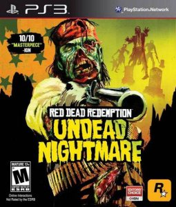 Red Dead Redemption Undead Nightmare (2010) [ENG] PS3
