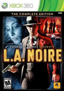L.A. Noire: The Complete Edition (2011) [ENG] XBOX360