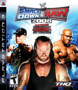 WWE SmackDown vs. Raw 2008 (2007) [ENG] PS3