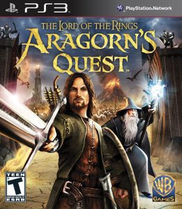 The Lord of the Rings: Aragorns Quest (2010) [ENG][PS Move] PS3