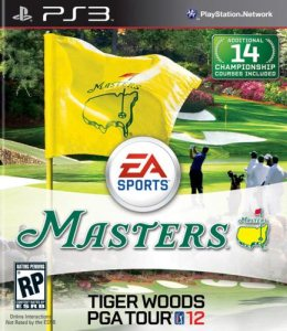 Tiger Woods PGA Tour 12: The Masters (2011) [ENG][MOVE] PS3