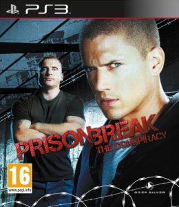 Prison Break: The Conspiracy (2010) [ENG] PS3