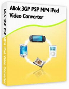 Allok 3GP PSP MP4 iPod Video Converter (2010)