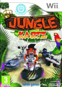 Jungle Kartz (2011) [ENG][PAL] WII