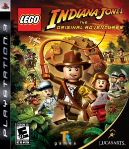 LEGO Indiana Jones: The Original Adventures (2008) [ENG] PS3