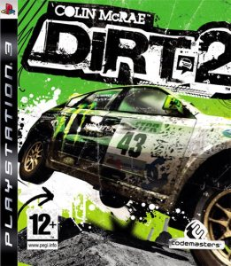 Colin McRae: Dirt 2 (2009) [ENG][internal HDD only] PS3